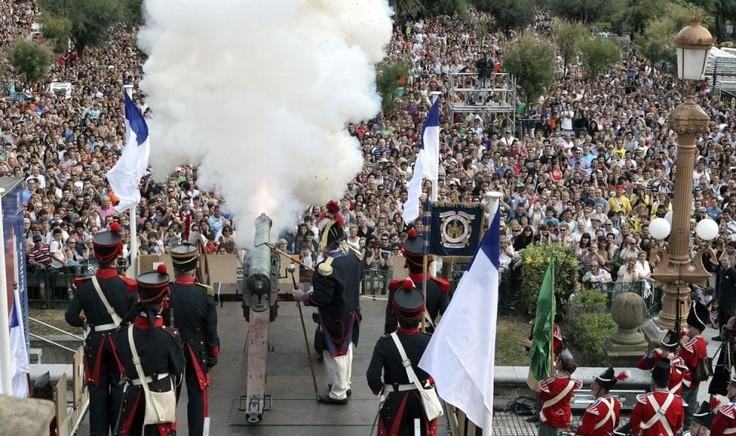canonazo san sebastian pays basque Erronda evenements