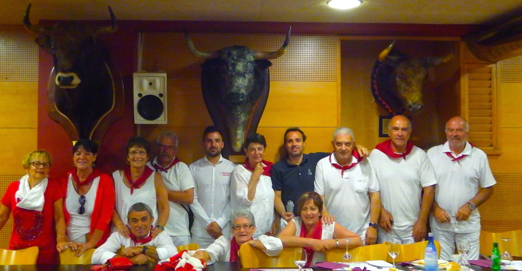 san fermin pampelune agence de voyage pays basque trip pamplona bullfigth