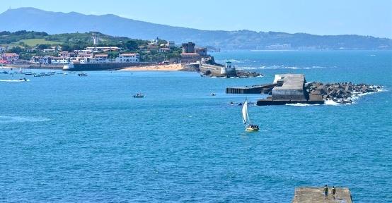 baie saint jean de luz croisiere pays basque