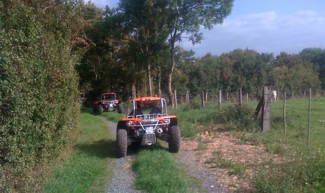 buggy campagne basque cercle