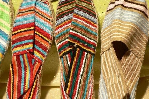 culture artisanat basque Espadrille 2