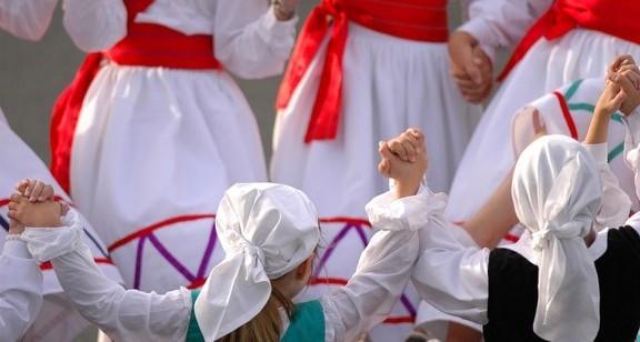 Danse traditionnelle basque