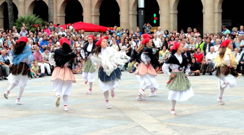 danza bilbao pays basque euskadi