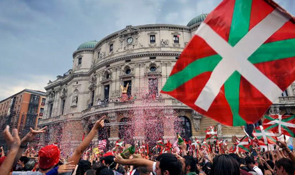 fetes bilbao pays basque semana grande