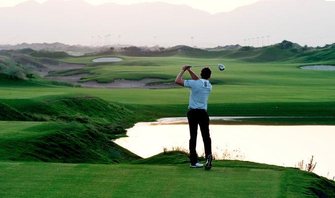 golfeur-pays basque parcours biarritz