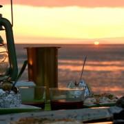 croisiere Gastronomique bateau diner cote basque