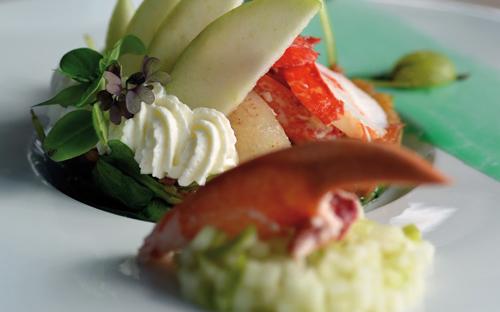 plat gastronomie bien-etre pays basque