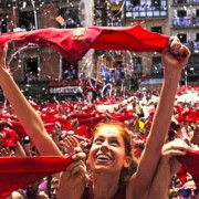 san fermin pamplona spain pais vasco Erronda evenements