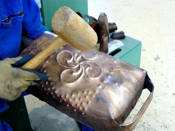 Sonnaille pays basque artisan Erronda evenements agence evenementielle