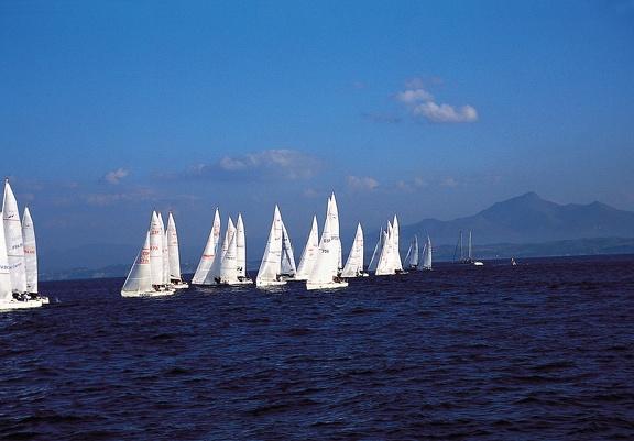 voile basque regate hendaye Erronda evenements agence de voyage