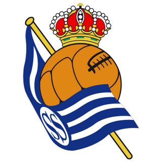 logo real sociedad football liga