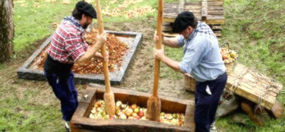 sagardoetxea manzana astigarraga-cidrerie-pays-basque Erronda evenements