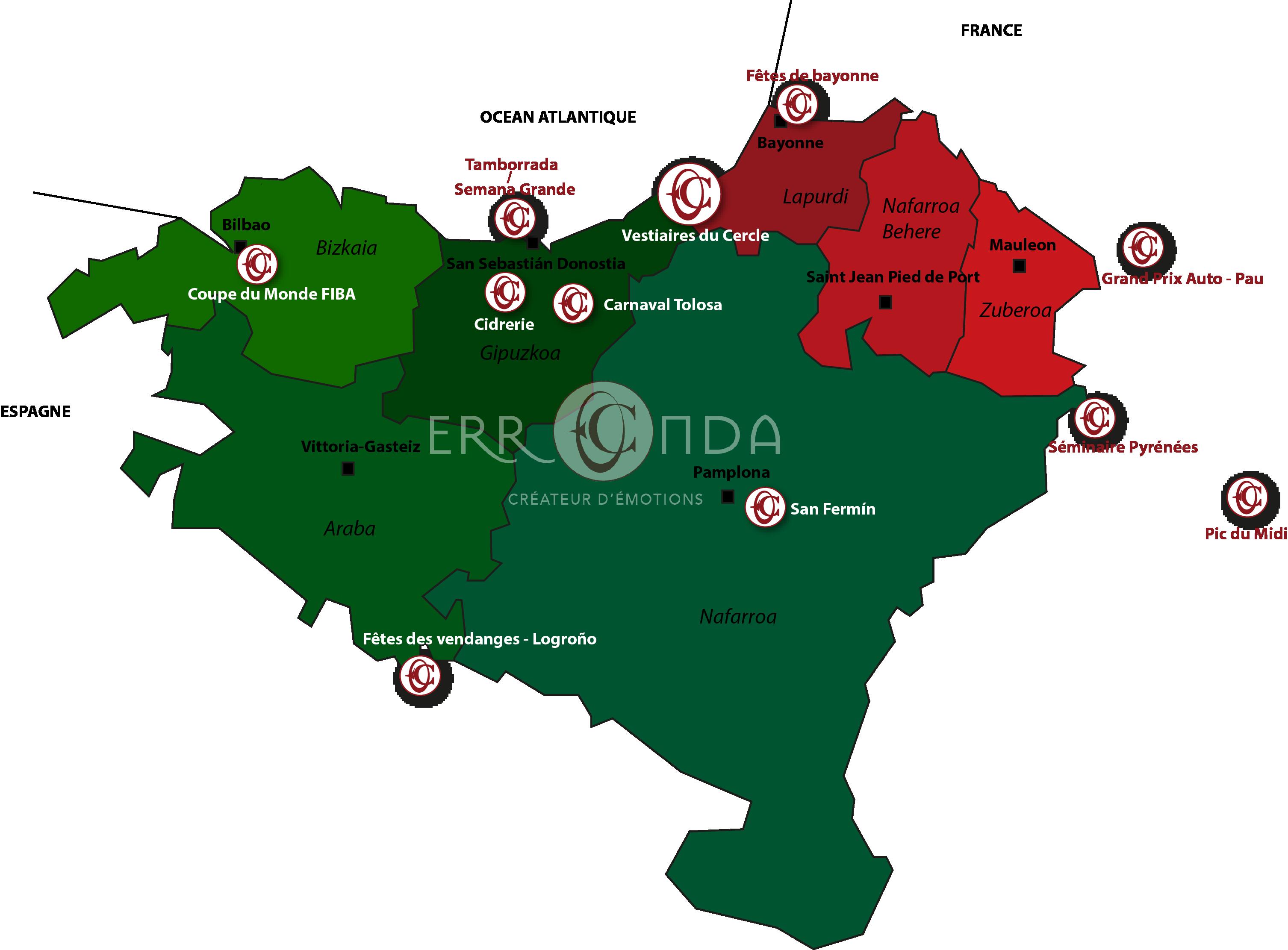 seminaire-pays-basque-evenement-pays-basque-carte pays basque site catalogue
