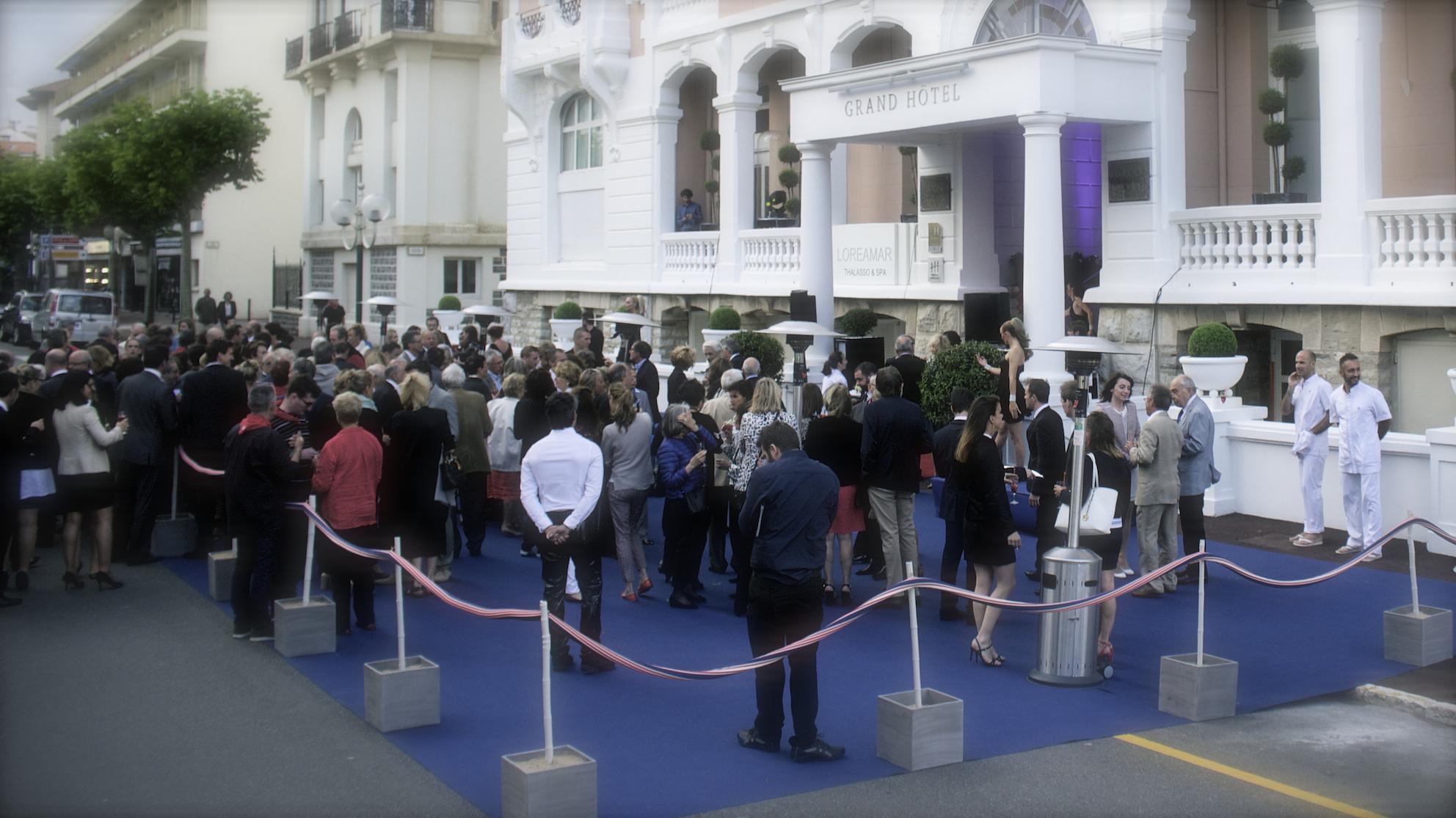 INAUGURATION-GRAND-HOTEL-saint-jean-de-luz-agence-evenementielle-pays-basque-le-cercle-evenements- 115