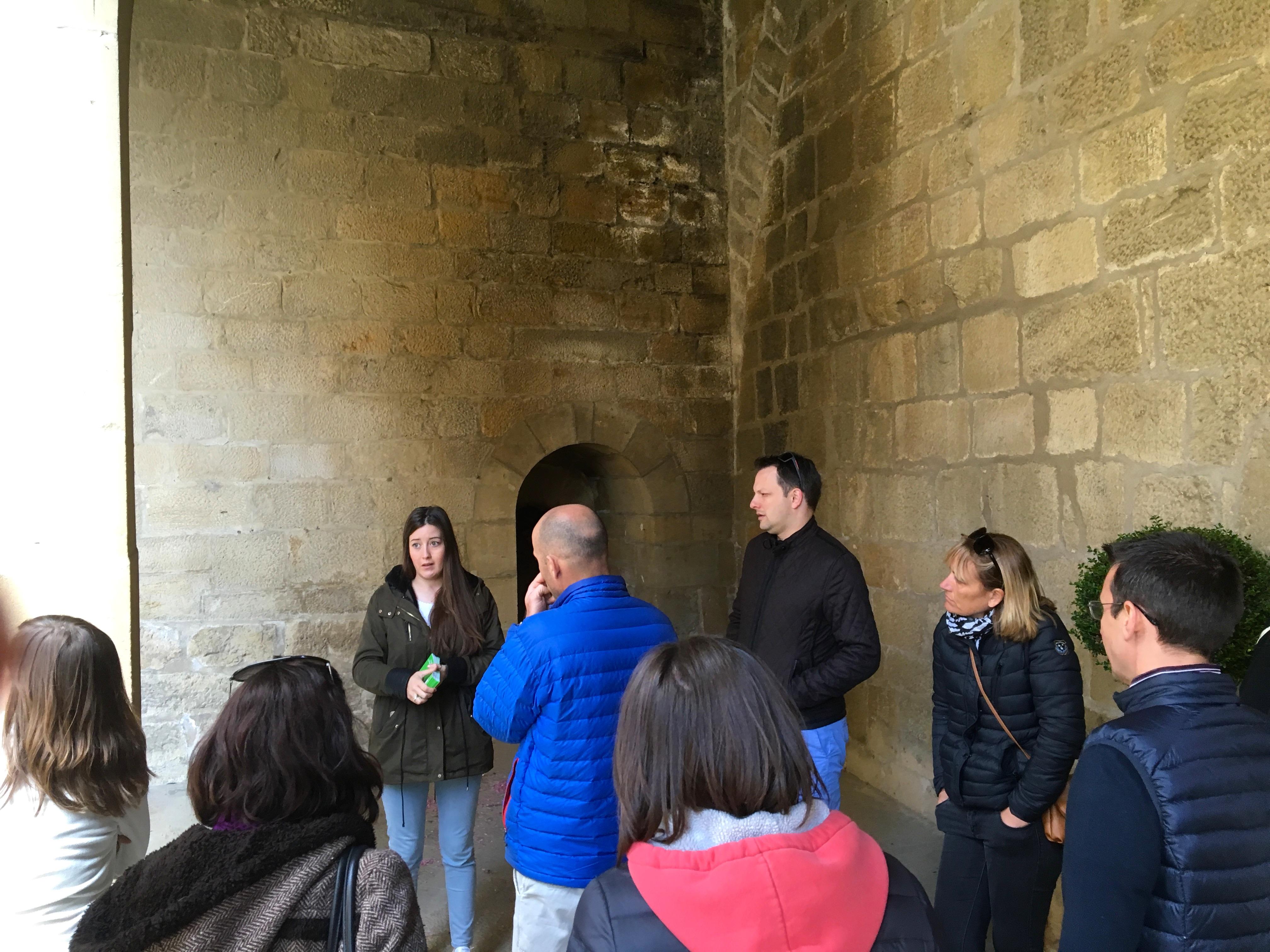 Incentive séminaire pampelune radonnée pays basque navarre bodega quad bardenas olite grottes troglodytes cuevas agence evenementielle erronda