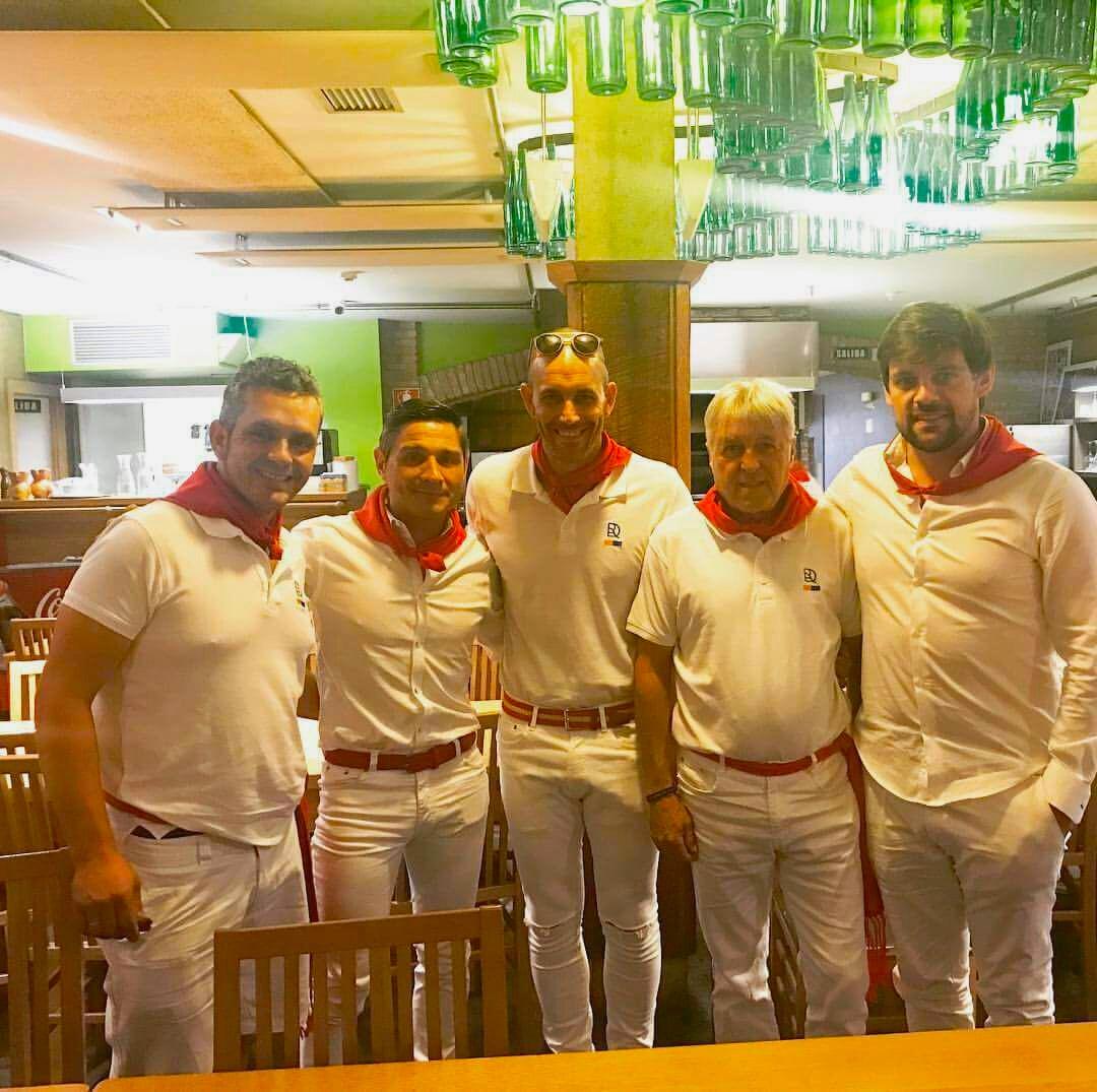 trip sejour san fermin pamplona-pampelune encierro balcon corrida balcon chupinazo agence voyage erronda