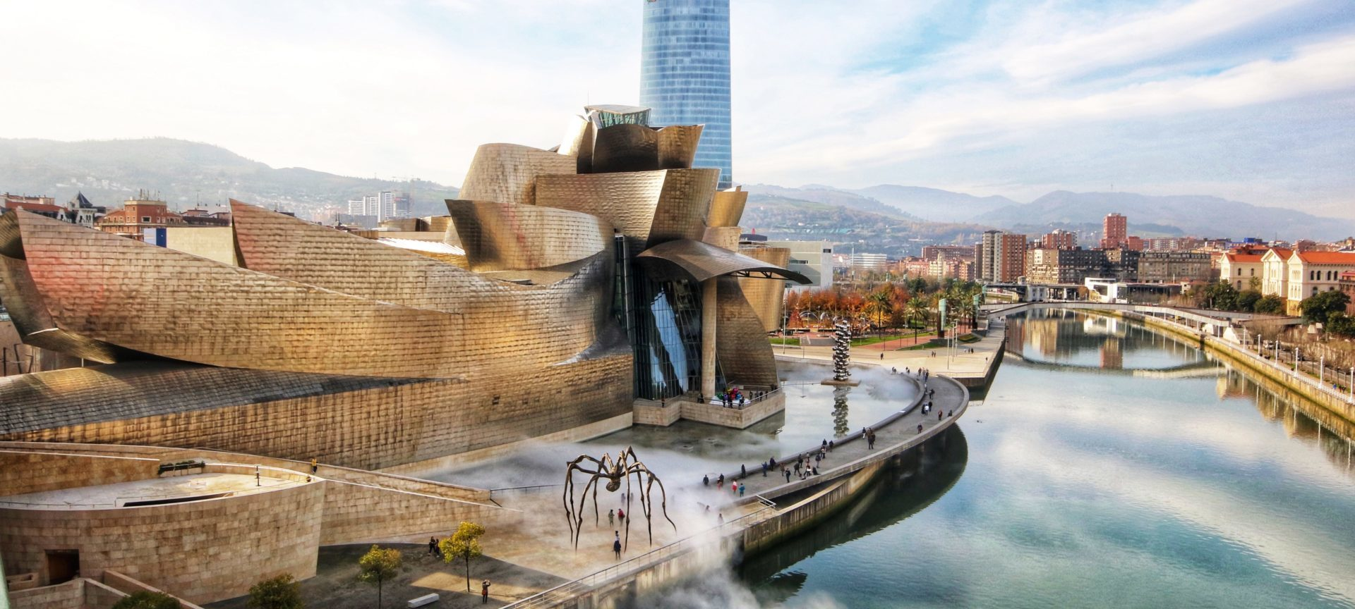 Art in Bilbao