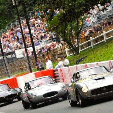 grand prix de pau historique formule3 circuit