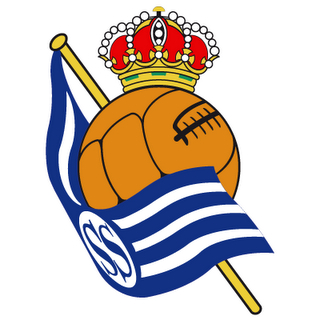 logo real sociedad football liga