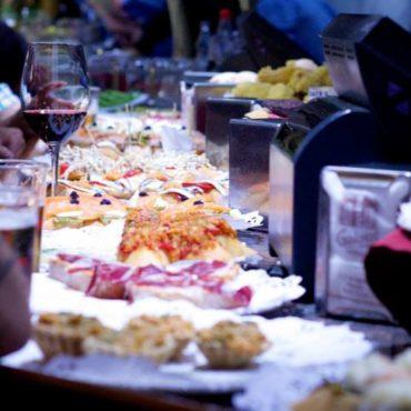 San Sebastian Spain pais vasco déjeuner gastronomique jambon iberique bellota