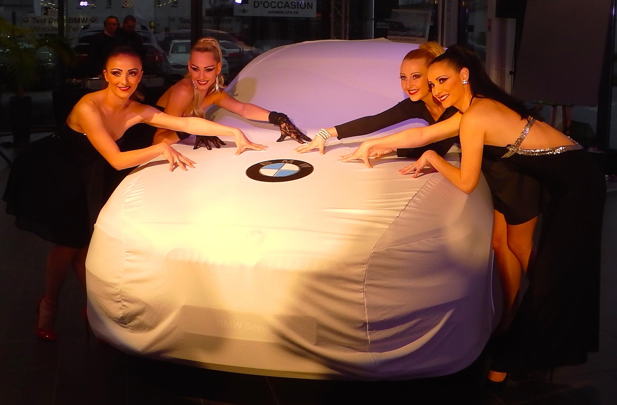 Facelift-lancement-produit-automobile-agence-evenementielle-pays-basque-le-cercle-evenements-BMW 2015