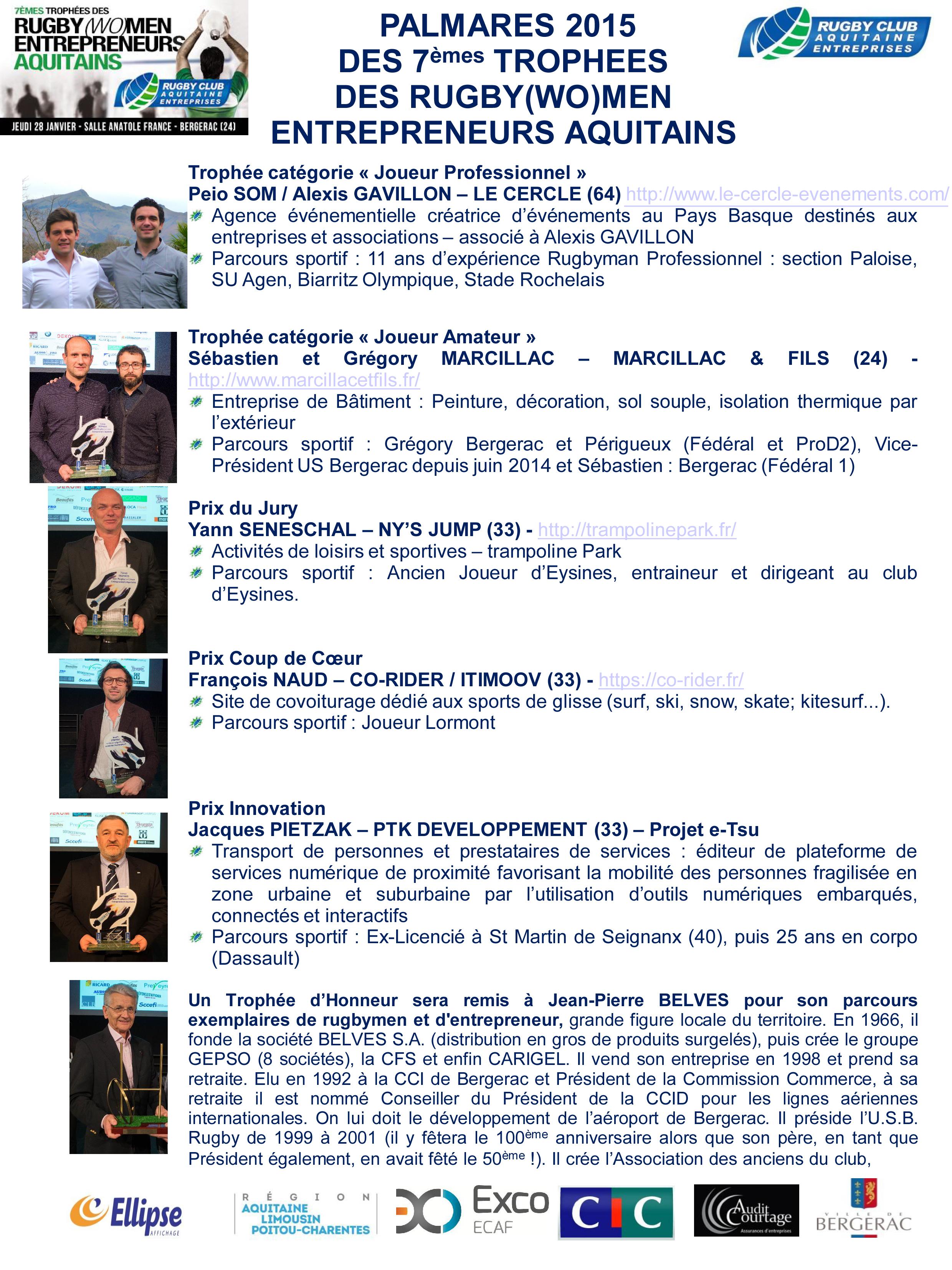 agence evenementielle voyage seminaire pays basque biarritz Erronda recompense rugby club aquitaine entreprise 3
