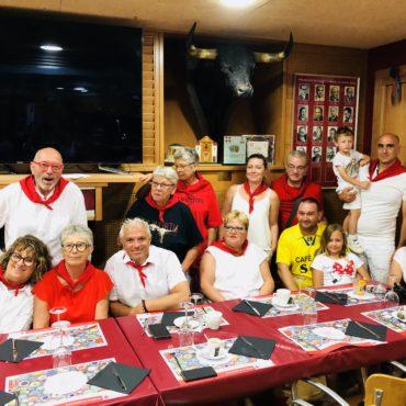 agence voyage pays basque sejour stay trip evasion San Fermin feria Pampelune pamplona coureur encierro repas gastronomique