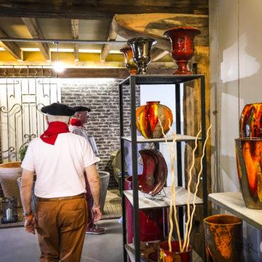 agence de voyage évènementielle pays basque sejour stay trip evasion saint jean de luz ascain ciboure artisans art producteurs poterie goicoechea