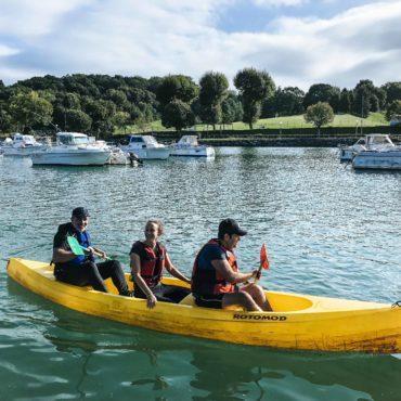 agence voyages pays basque itinéraire travel saint jean de luz ascain sare rhune raid randonnee mer montagne canoe quad treck pique nique